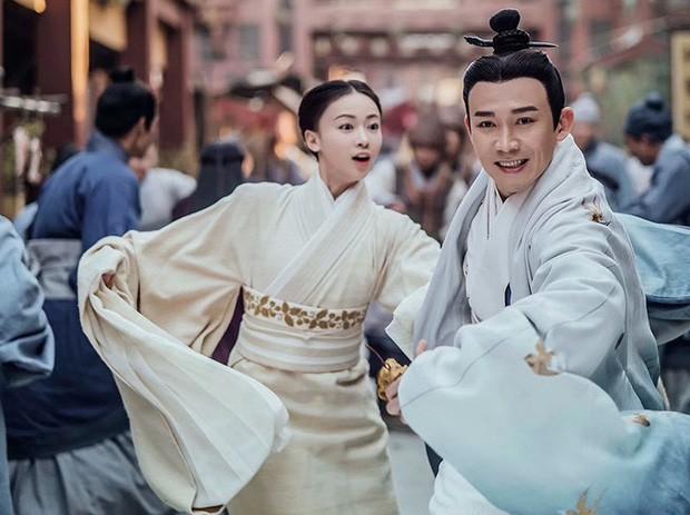 """2 cặp đôi màn ảnh được """"thuyền trưởng"""" Vu Chính đu đưa nhiệt tình, thách thức cả netizen làm gì được tui? - Ảnh 3."""