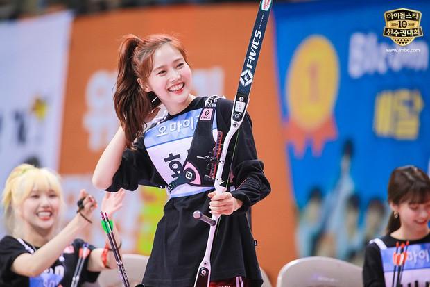 Dàn sao Hàn trong đại hội thể thao Idol: Tzuyu xứng danh nữ thần bắn cung, mỹ nam Stray Kids gây chú ý - Ảnh 6.