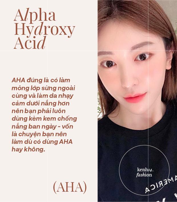 Tẩy da chết với acid: Nghe thì sợ nhưng lại cực nhẹ nhàng và chính là chìa khóa cho làn da căng mịn, không còn mụn thâm - Ảnh 6.