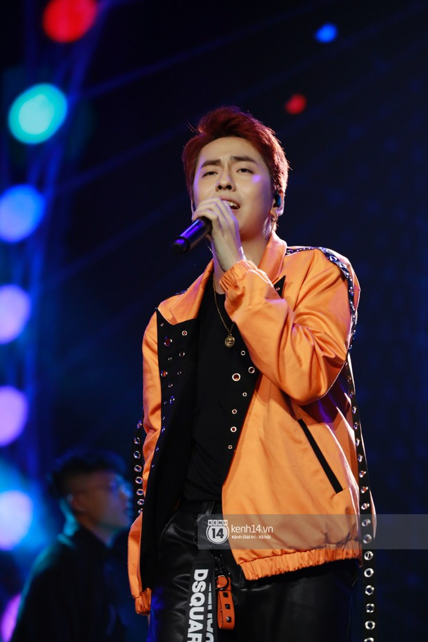 Chi Pu sắc lạnh, Ngô Kiến Huy làm fan phải truyền thái y gấp, cùng tân binh CIX và dàn sao Vpop khuấy động show diễn Hàn-Việt - Ảnh 15.