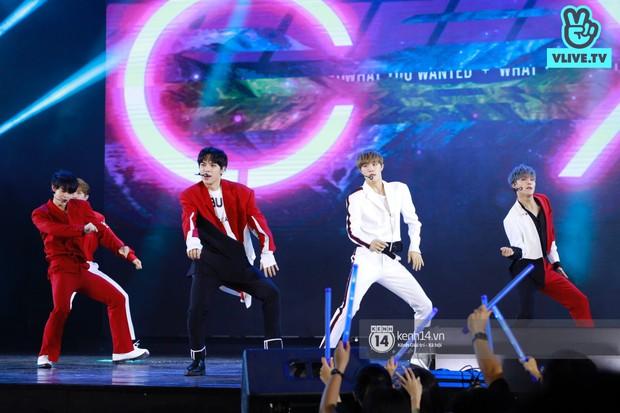 Chi Pu sắc lạnh, Ngô Kiến Huy làm fan phải truyền thái y gấp, cùng tân binh CIX và dàn sao Vpop khuấy động show diễn Hàn-Việt - Ảnh 1.