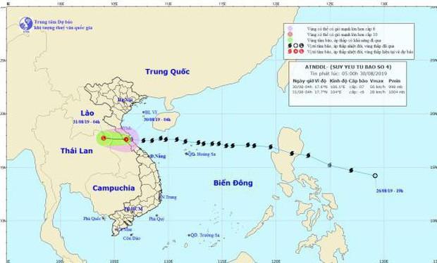 Do ảnh hưởng của bão số 4, tỉnh Quảng Bình thông báo đóng cửa tất cả địa điểm du lịch - Ảnh 1.