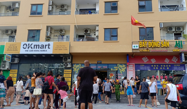 Cháy căn hộ chung cư Mường Thanh ở Đà Nẵng, người dân tá hỏa tháo chạy - Ảnh 2.