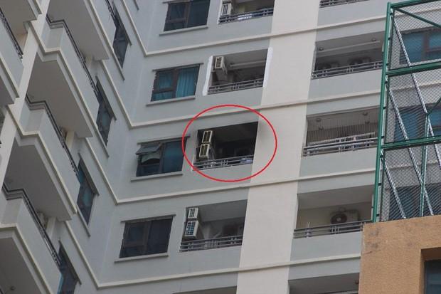 Cháy căn hộ chung cư Mường Thanh ở Đà Nẵng, người dân tá hỏa tháo chạy - Ảnh 1.