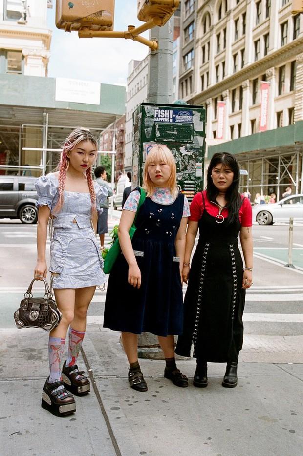 Học ngay tại kinh đô thời trang, cánh sinh viên New York có giật giũ thế này đến trường cũng là thường! - Ảnh 3.