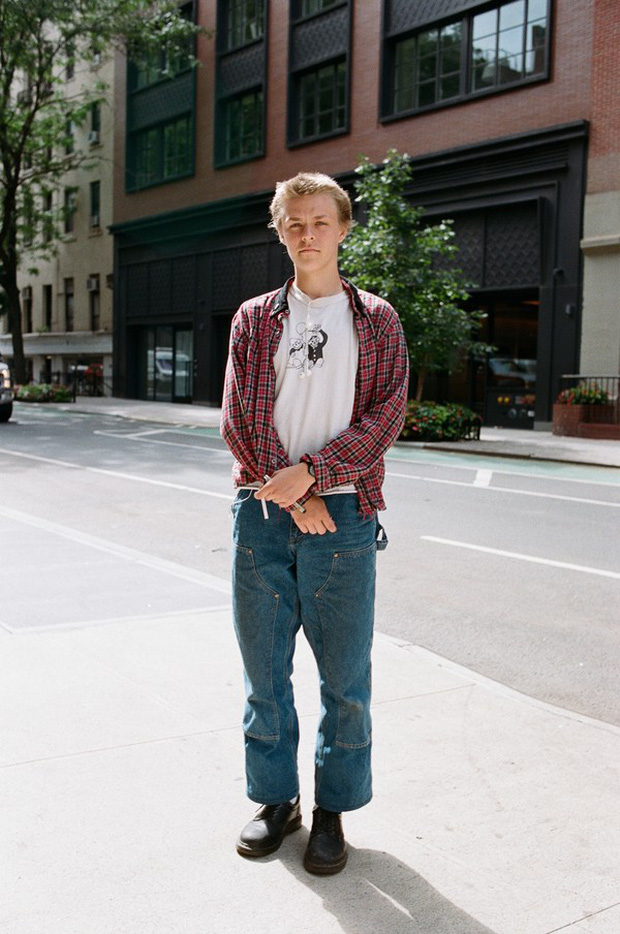 Học ngay tại kinh đô thời trang, cánh sinh viên New York có giật giũ thế này đến trường cũng là thường! - Ảnh 4.