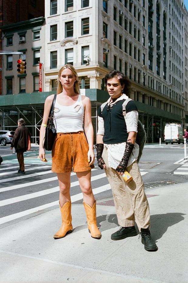 Học ngay tại kinh đô thời trang, cánh sinh viên New York có giật giũ thế này đến trường cũng là thường! - Ảnh 6.