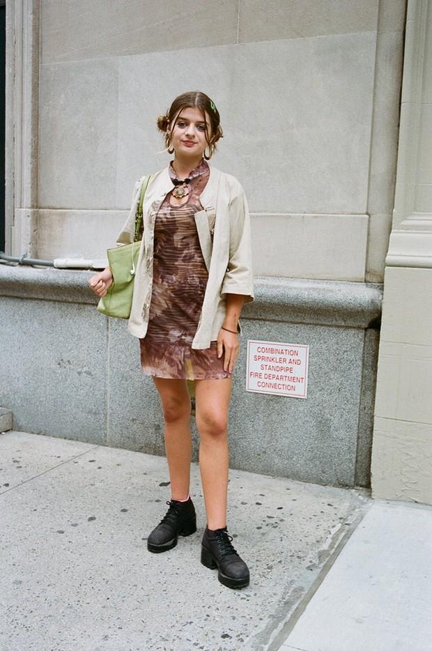 Học ngay tại kinh đô thời trang, cánh sinh viên New York có giật giũ thế này đến trường cũng là thường! - Ảnh 7.