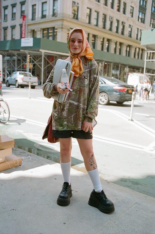 Học ngay tại kinh đô thời trang, cánh sinh viên New York có giật giũ thế này đến trường cũng là thường! - Ảnh 11.