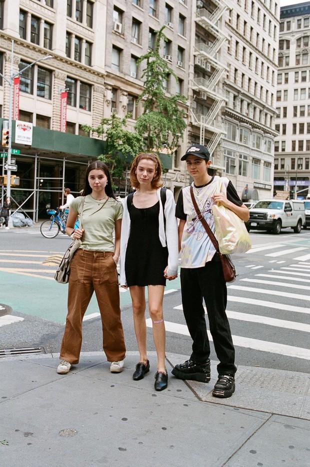 Học ngay tại kinh đô thời trang, cánh sinh viên New York có giật giũ thế này đến trường cũng là thường! - Ảnh 12.