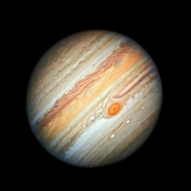 Hình ảnh tuyệt đẹp về sao Mộc - hành tinh lớn nhất trong Hệ Mặt trời - Ảnh 1.