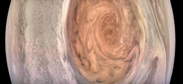 Hình ảnh tuyệt đẹp về sao Mộc - hành tinh lớn nhất trong Hệ Mặt trời - Ảnh 2.