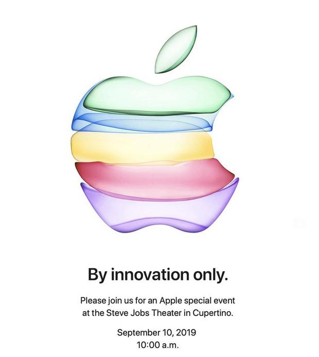 Bí ẩn thông điệp iPhone 11 trong thư mời: Logo Táo khuyết cắt thành 5 mảnh nghĩa là gì? - Ảnh 1.