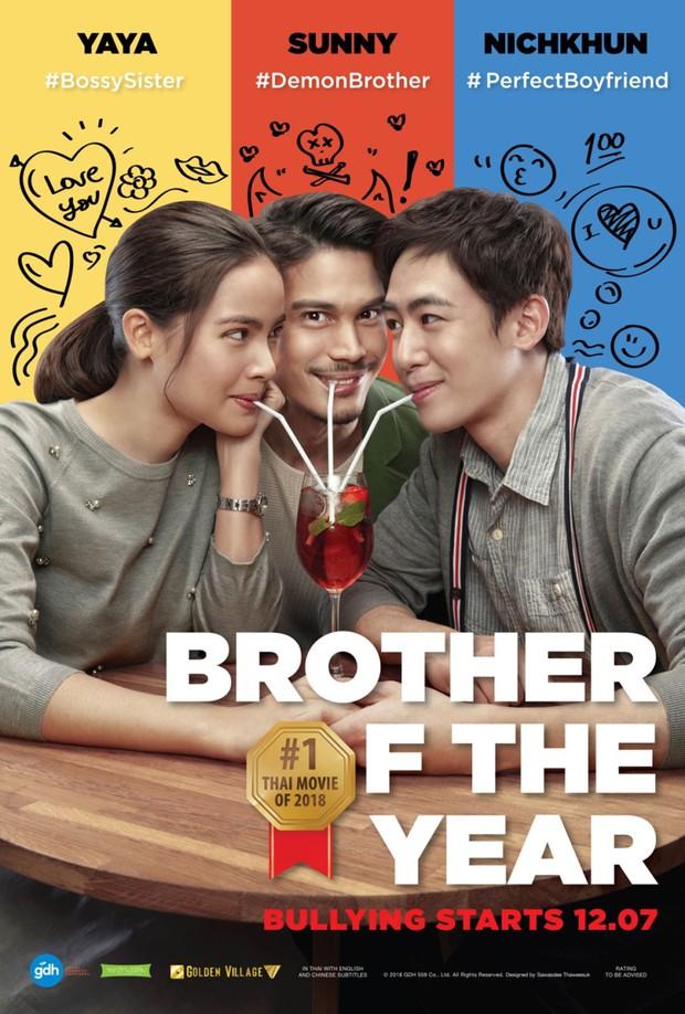 Nghỉ lễ mà mưa gió buồn quá, xem ngay 5 bộ phim Thái siêu cấp đáng yêu này để được cười thả ga! - Ảnh 6.