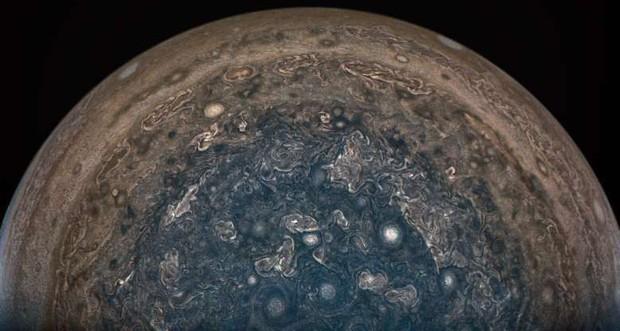 Hình ảnh tuyệt đẹp về sao Mộc - hành tinh lớn nhất trong Hệ Mặt trời - Ảnh 3.