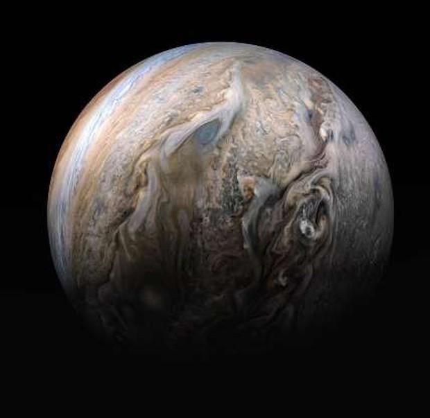 Hình ảnh tuyệt đẹp về sao Mộc - hành tinh lớn nhất trong Hệ Mặt trời - Ảnh 4.