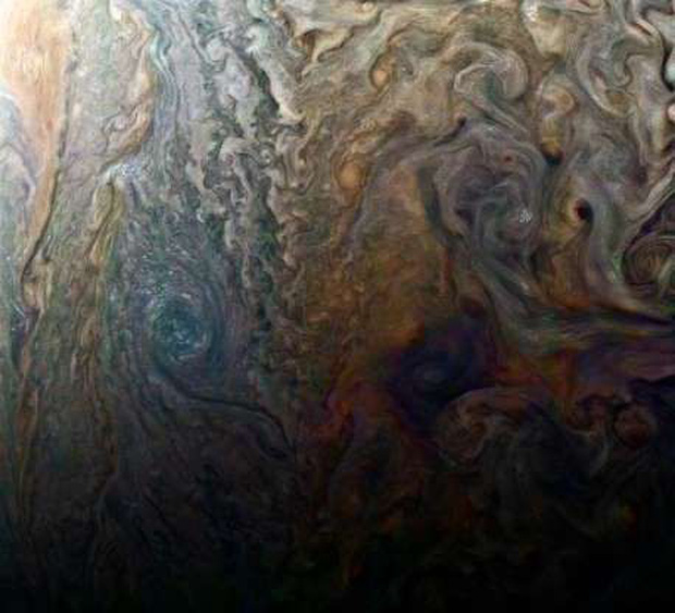 Hình ảnh tuyệt đẹp về sao Mộc - hành tinh lớn nhất trong Hệ Mặt trời - Ảnh 5.