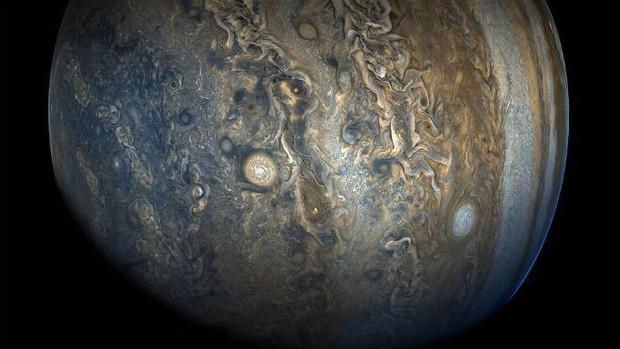 Hình ảnh tuyệt đẹp về sao Mộc - hành tinh lớn nhất trong Hệ Mặt trời - Ảnh 8.