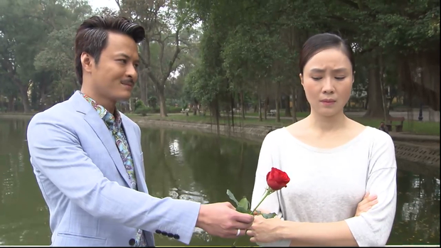 Lật lại 4 chuyện tình màn ảnh éo le của Hồng Đăng: Ăn ý với Hồng Diễm nhất và có sở thích yêu vợ người khác - Ảnh 7.