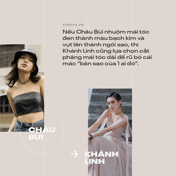 Châu Bùi, Khánh Linh: Con đường tự xây dựng thương hiệu cá nhân, một bước xé mác hot girl nhạt nhoà để thăng hạng trong lòng người trẻ - Ảnh 5.