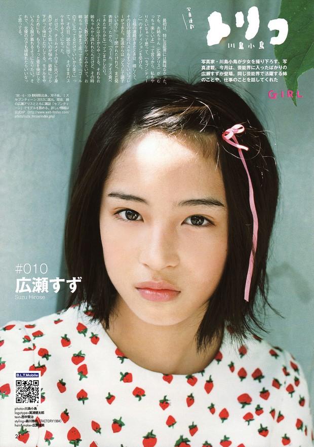 5 mỹ nhân tóc ngắn hot nhất Jbiz: Đây chính là lý do vẻ đẹp ngây thơ, trong sáng của con gái Nhật là thiên hạ vô địch - Ảnh 8.