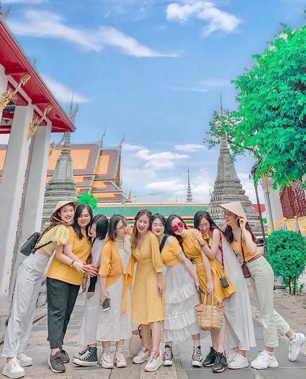 Hot girl 7 thứ tiếng Khánh Vy kể chuyện đi đu đưa cùng hội bạn thân ở Thái Lan: Lúc đi hết mình lúc về ngủ ngoài đường! - Ảnh 1.