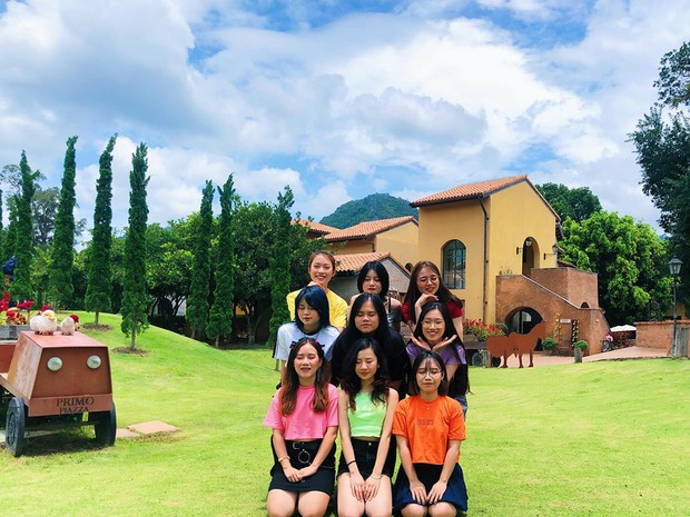 Hot girl 7 thứ tiếng Khánh Vy kể chuyện đi đu đưa cùng hội bạn thân ở Thái Lan: Lúc đi hết mình lúc về ngủ ngoài đường! - Ảnh 3.