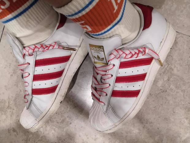 Có fan là thánh soi, đến cách thắt dây giày của Dương Mịch cũng thành hot trend khiến dân tình bấn loạn - Ảnh 6.