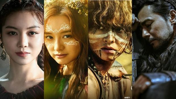 6 phim Hàn hay đỉnh cao: Gọi Niên Sử Kí Arhtdal của Song Joong Ki là Game Of Thrones Châu Á có lí do cả đấy! - Ảnh 1.