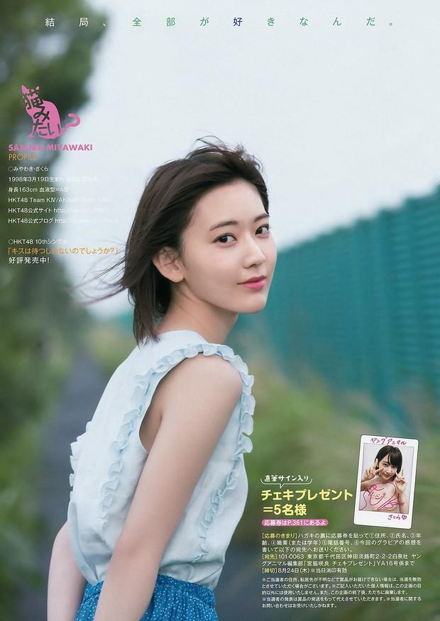 5 mỹ nhân tóc ngắn hot nhất Jbiz: Đây chính là lý do vẻ đẹp ngây thơ, trong sáng của con gái Nhật là thiên hạ vô địch - Ảnh 19.
