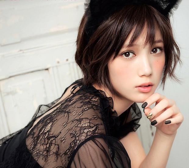 5 mỹ nhân tóc ngắn hot nhất Jbiz: Đây chính là lý do vẻ đẹp ngây thơ, trong sáng của con gái Nhật là thiên hạ vô địch - Ảnh 16.