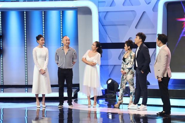Vắng mặt nhưng Thu Trang vẫn bị nghi ngờ đe dọa Trấn Thành - Việt Hương tại Người bí ẩn - Ảnh 3.