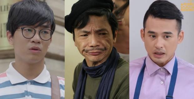 3 ông chồng sợ vợ một phép trên màn ảnh Việt: Bố Sơn của Về Nhà Đi Con cũng góp một chân đây này! - Ảnh 1.