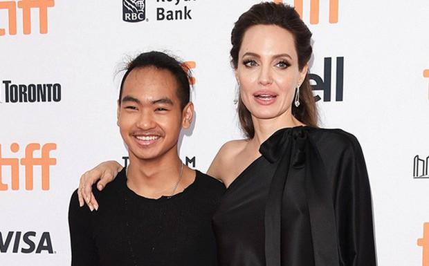 Rộ tin Angelina Jolie vội tìm bạn trai mới sau khi con trai lớn Maddox sang Hàn Quốc du học - Ảnh 2.