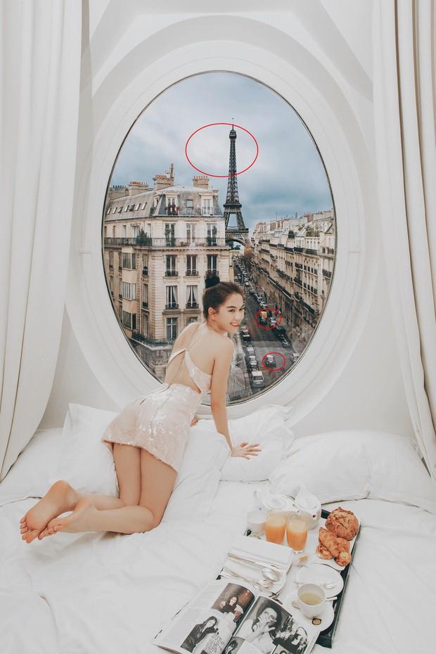 """Hễ Ngọc Trinh và Vũ Khắc Tiệp cùng đi du lịch là… có chuyện: Ảnh nude 100% ở Bali vừa rồi còn chưa gây sốc bằng đợt """"ngưng đọng thời gian"""" ở Paris - Ảnh 6."""