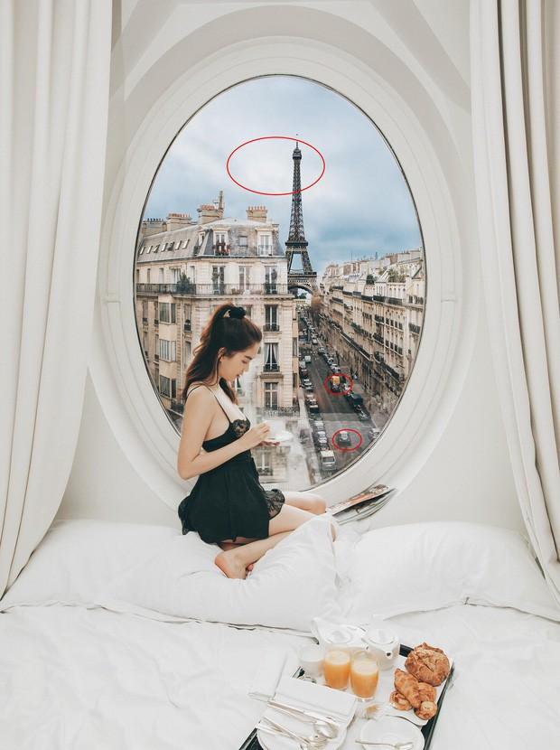 """Hễ Ngọc Trinh và Vũ Khắc Tiệp cùng đi du lịch là… có chuyện: Ảnh nude 100% ở Bali vừa rồi còn chưa gây sốc bằng đợt """"ngưng đọng thời gian"""" ở Paris - Ảnh 5."""