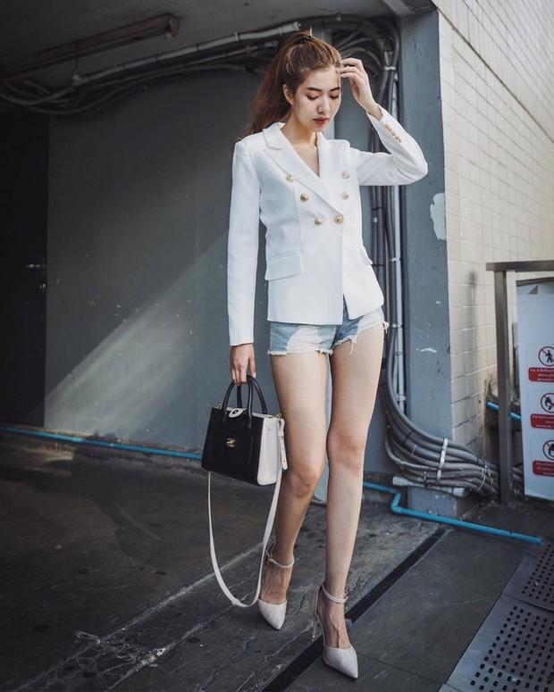 Quần short + blazer: Có cả loạt cách mix đồ giúp chân dài phải biết cho style của các nàng tuổi băm - Ảnh 2.
