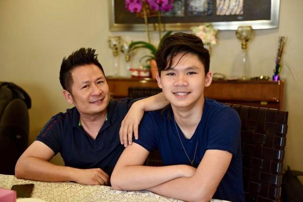 Con của sao Việt: Toàn du học sinh đẹp trai xinh gái lại còn siêu giỏi, được nhận bằng khen của Tổng thống Obama, điểm tổng kết gần tuyệt đối - Ảnh 2.