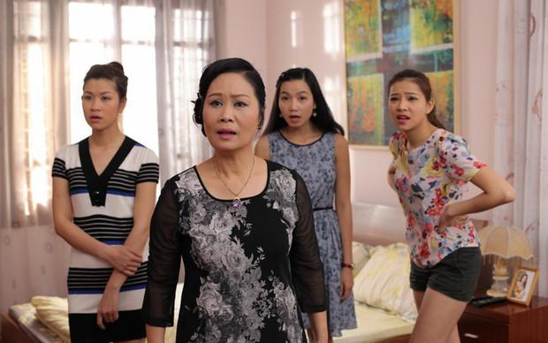 3 ông chồng sợ vợ một phép trên màn ảnh Việt: Bố Sơn của Về Nhà Đi Con cũng góp một chân đây này! - Ảnh 11.
