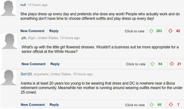 Mặc đẹp cũng khổ: con gái Tổng thống Trump mặc lại váy cũ vẫn bị dị nghị chỉ vì mặc... quá đẹp - Ảnh 5.