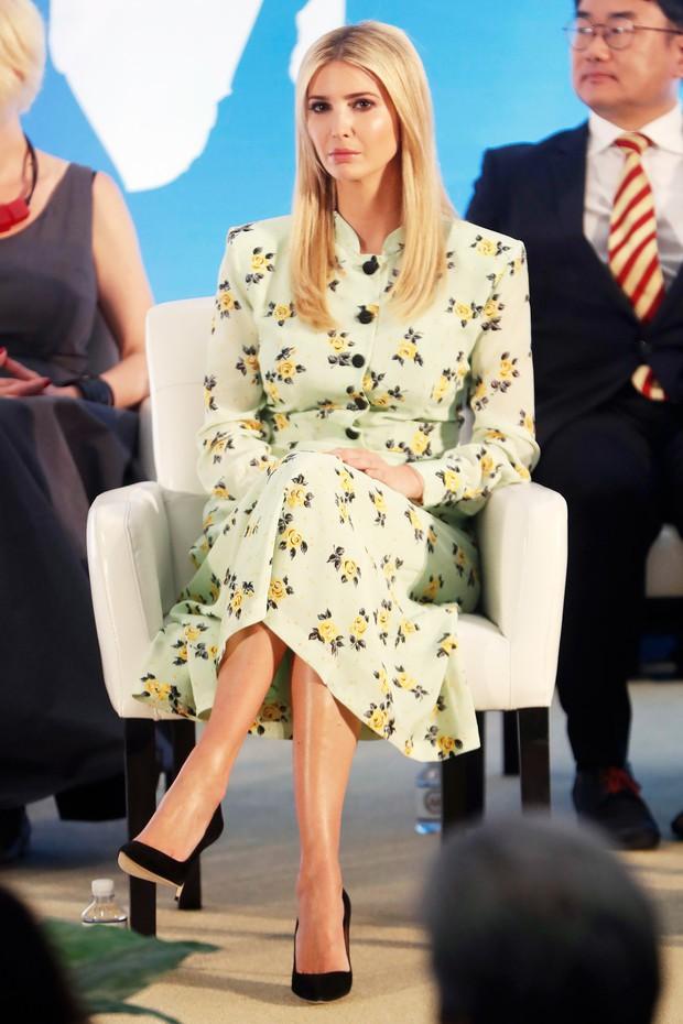 Mặc đẹp cũng khổ: con gái Tổng thống Trump mặc lại váy cũ vẫn bị dị nghị chỉ vì mặc... quá đẹp - Ảnh 6.