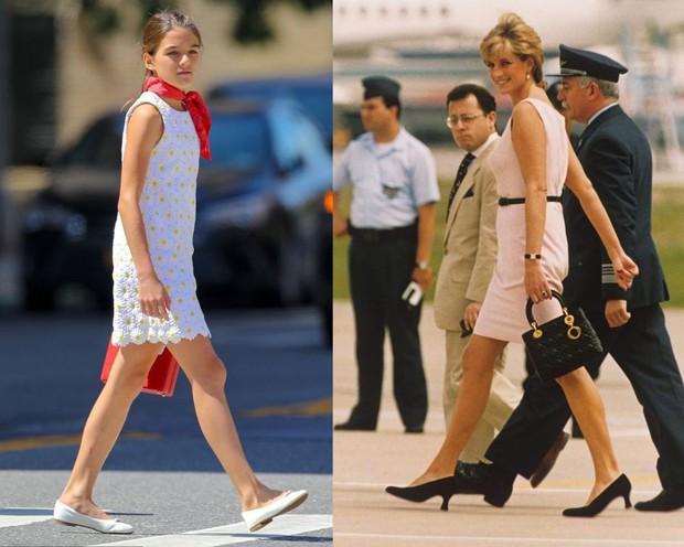 """Lên đồ cực """"già đời"""", con gái tài tử Tom Cruise như phiên bản nhỏ của Công nương Diana - Ảnh 7."""