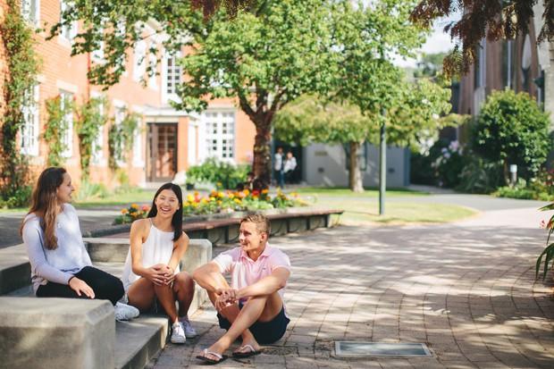 Khám phá một trong những trường Đại học đẹp nhất thế giới tại New Zealand - Ảnh 6.