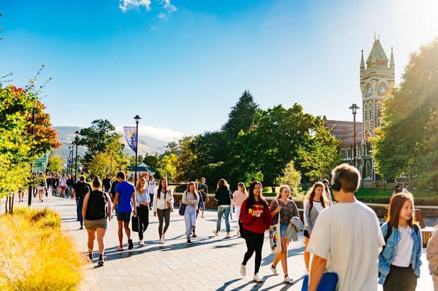 Khám phá một trong những trường Đại học đẹp nhất thế giới tại New Zealand - Ảnh 7.