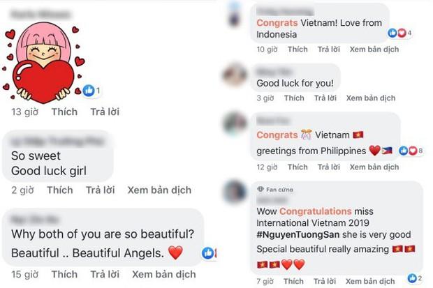 Xuất hiện trên trang chủ Miss International, Tường San được fan quốc tế dành lời khen có cánh vì nhan sắc đáng gờm - Ảnh 2.