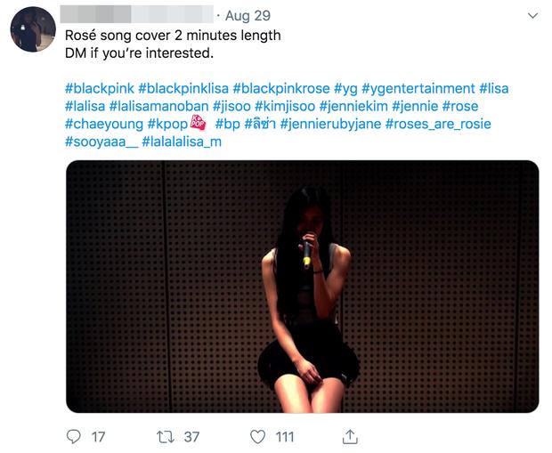 Loạt clip và hình ảnh pre-debut của BLACKPINK bị lộ một cách đáng ngờ, là fan cuồng đặt camera ẩn hay nhân viên tự leak? - Ảnh 3.
