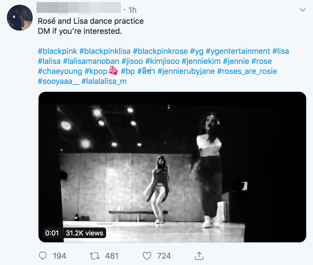 Loạt clip và hình ảnh pre-debut của BLACKPINK bị lộ một cách đáng ngờ, là fan cuồng đặt camera ẩn hay nhân viên tự leak? - Ảnh 4.