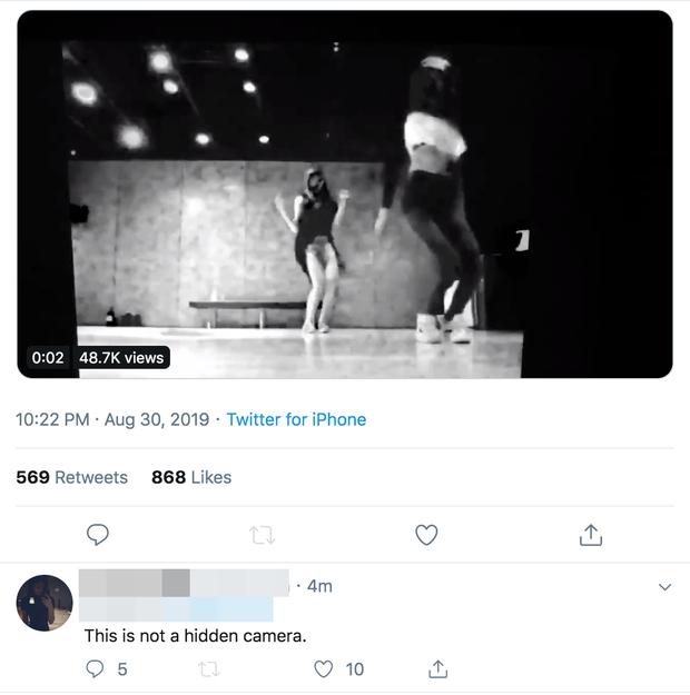 Loạt clip và hình ảnh pre-debut của BLACKPINK bị lộ một cách đáng ngờ, là fan cuồng đặt camera ẩn hay nhân viên tự leak? - Ảnh 6.