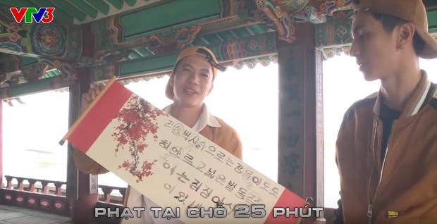 Cuộc đua kỳ thú: Đỗ Mỹ Linh - Lê Xuân Tiền suýt rạn nứt tình đồng đội vì một thử thách! - Ảnh 3.