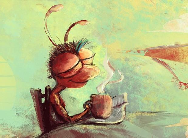 Nghe cafe chồn, cafe voi đã lâu, hóa ra còn có cả cafe kiến cực độc mà có tiền cũng chưa chắc mua được - Ảnh 6.